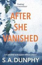 Omslag After She Vanished