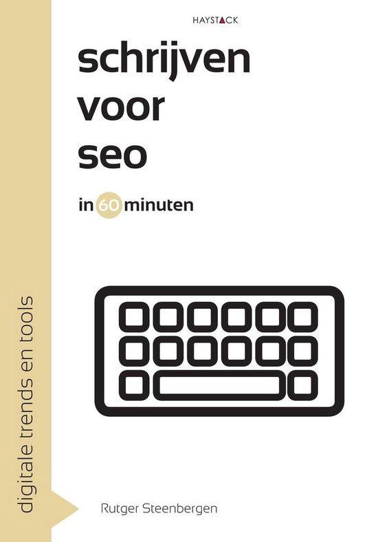 Cover van het boek 'Schrijven voor SEO'