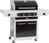 Barbecook Siesta 412 Gasbarbecue - 4 Branders - Black Edition