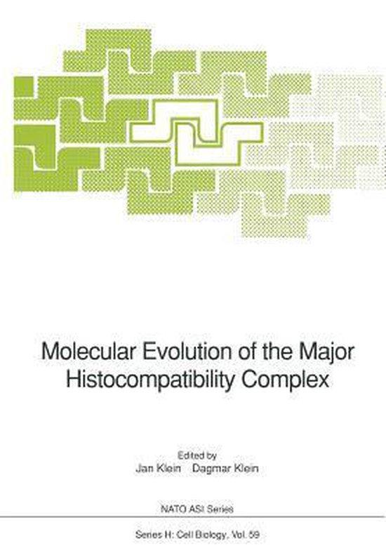 Molecular Evolution of the Major Histocompatibility Complex