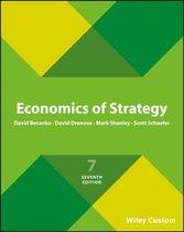 Boek cover Economics of Strategy van David Besanko (Paperback)