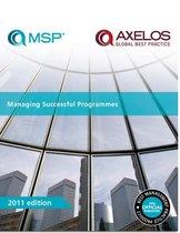 Managing Successful Programmes (MSP) 4th Edition