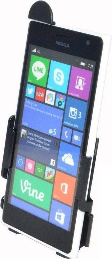 Haicom losse houder Nokia Lumia 730 / 735 (FI-385) (zonder mount)