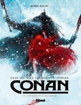Conan de avonturier Hc04. de dochter van de ijsreus
