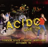 Live '79 - Towson State..