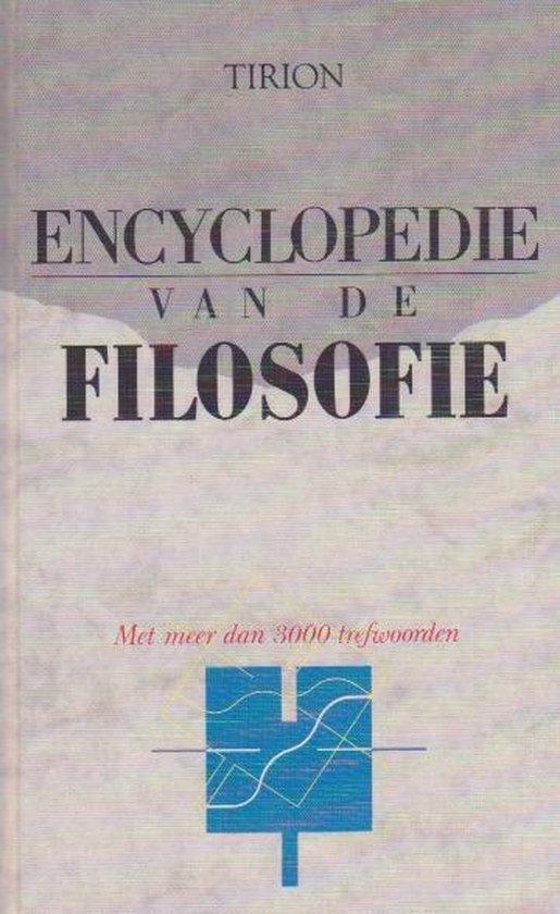 ENCYCLOPEDIE VAN DE FILOSOFIE - Guido Peeters pdf epub