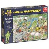 Jan van Haasteren De Filmset puzzel - 1000 stukjes