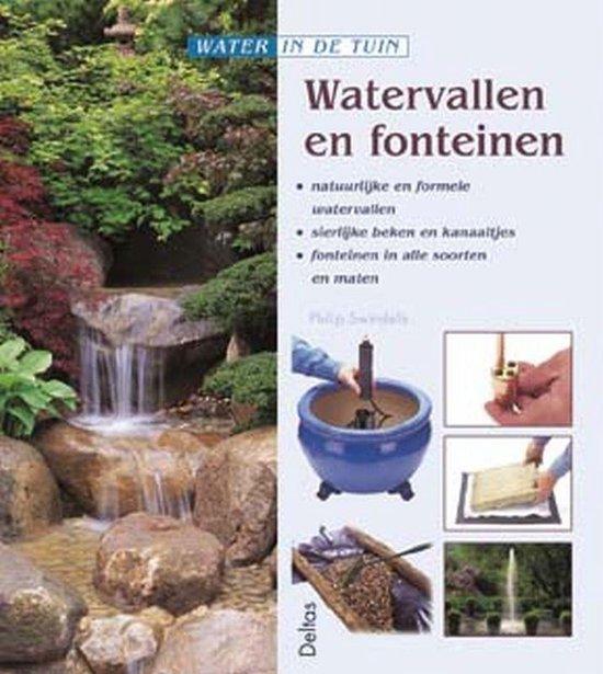 Water in de tuin - Watervallen en fonteinen - Annette Kamping   Fthsonline.com