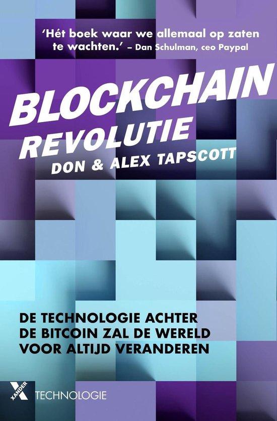 Blockchainrevolutie - Don Tapscott   Fthsonline.com