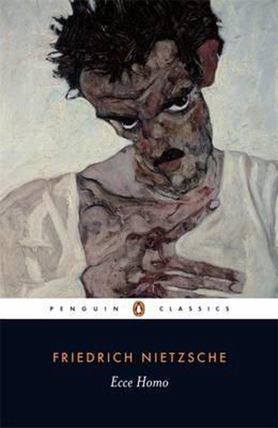 Boek cover Ecce Homo van Friedrich Wilhelm Nietzsche (Paperback)