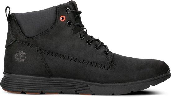 Timberland Sneakers - Maat 41.5 - Mannen - zwart