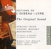 L'Oiseau - Lyre - The Original Sound