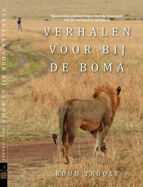 Verhalen voor bij de Boma - Afrika
