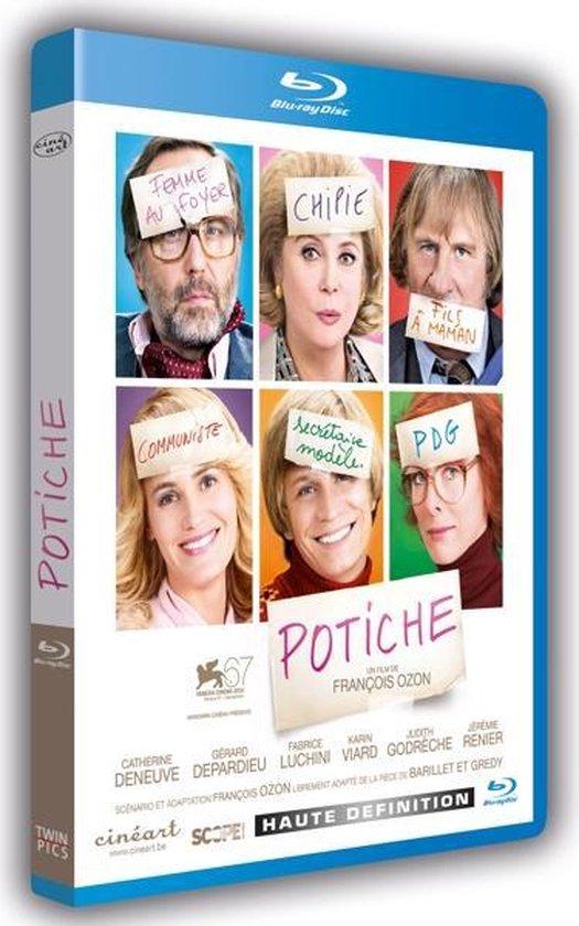 Cover van de film 'Potiche'
