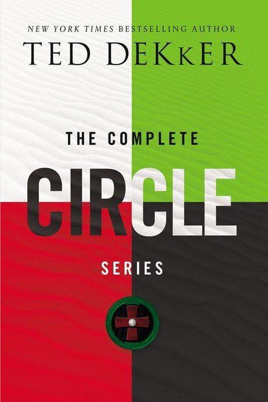 Boek cover Circle Series 4-in-1 van Ted Dekker (Onbekend)