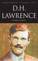 Boek cover D.H. Lawrence van Catherine Carswell