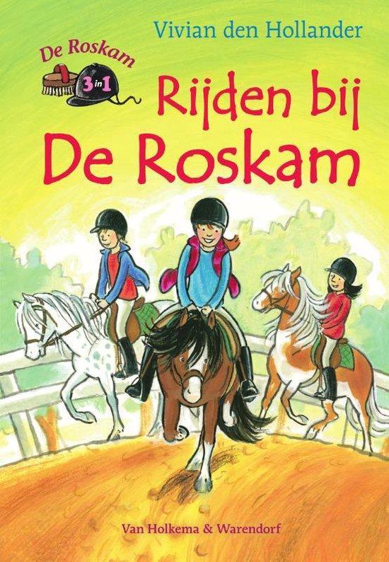 De Roskam - Hollander, Rijden bij de roskam bundel 3in1 - Vivian den Hollander |