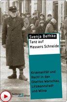 Boek cover Tanz auf Messers Schneide van Svenja Bethke (Onbekend)