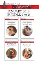 Harlequin Presents January 2014 - Bundle 2 of 2