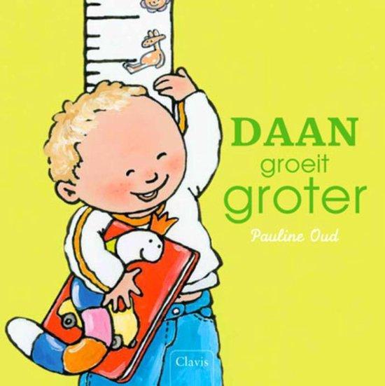 Daan groeit groter - Pauline Oud |