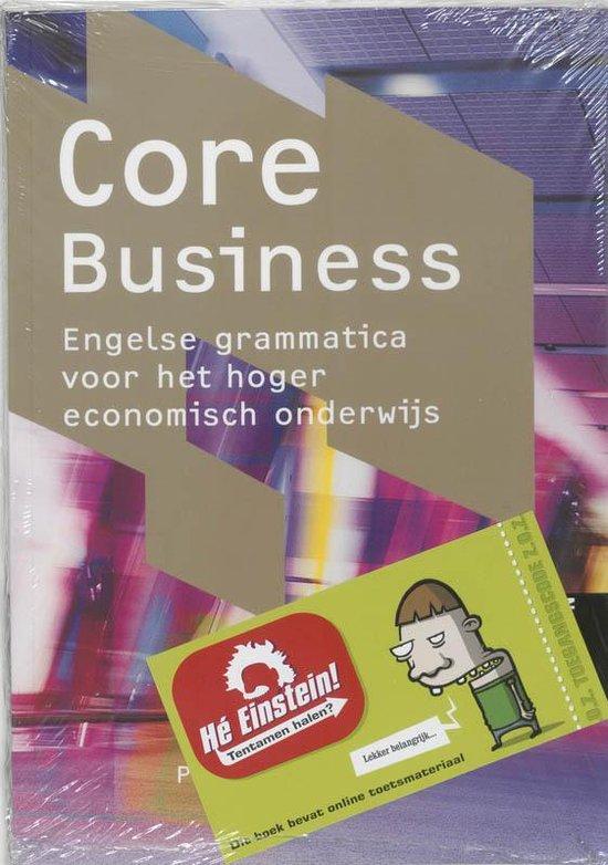 Core business - Piet van der Voort |