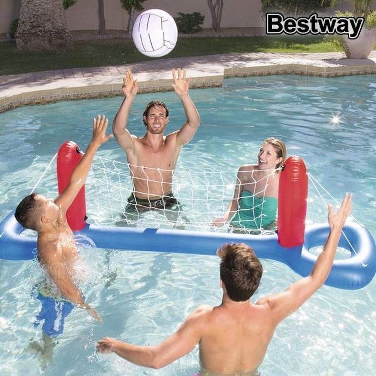 Opblaasbare Volleybalbalnet Bestway 52133