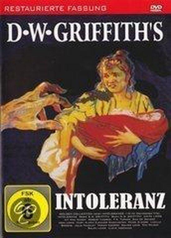Cover van de film 'Intoleranz'