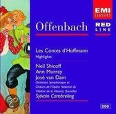 Offenbach: Les Contes d'Hoffmann - Highlights / Cambreling et al
