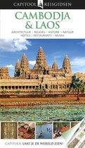 Boek cover Capitool reisgidsen - Cambodja & Laos van Capitool