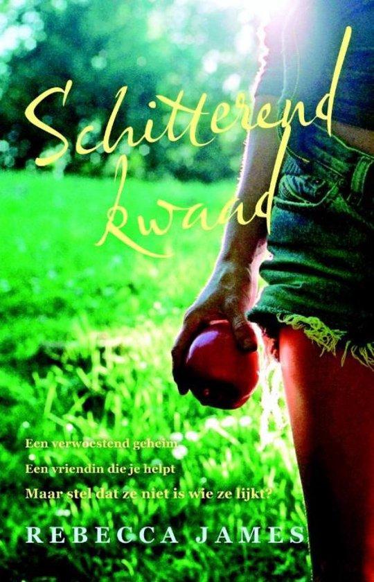 Cover van het boek 'Schitterend kwaad'