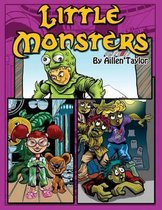Little Monsters Coloring Book