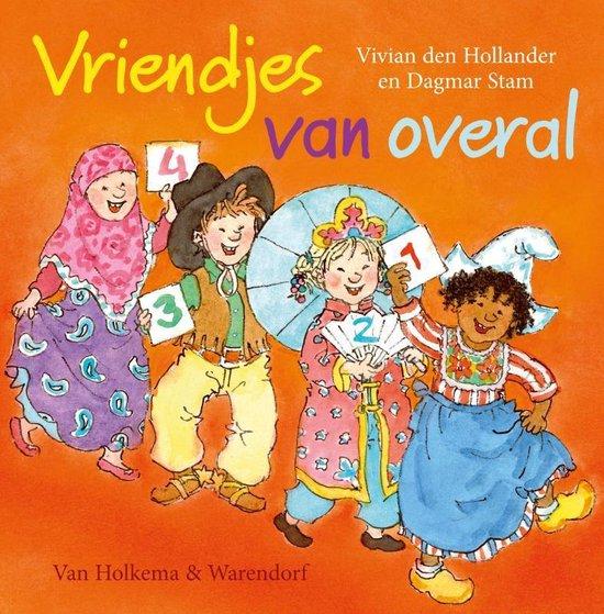 Vriendjes van overal - Vivian den Hollander |