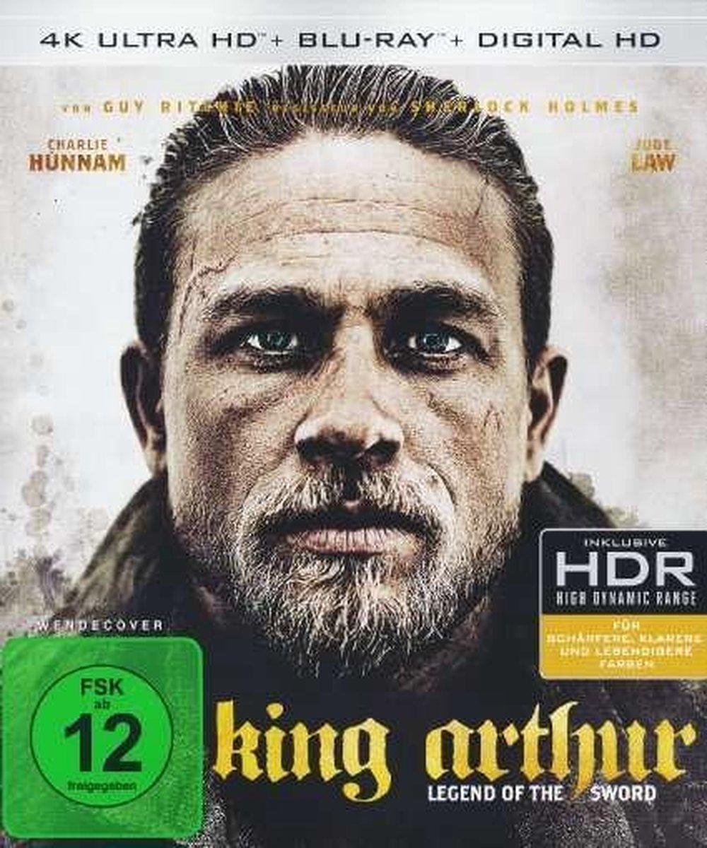 King Arthur: Legend of the Sword (4K Ultra HD Blu-ray) (Import)-