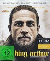 King Arthur: Legend of the Sword (4K Ultra HD Blu-ray) (Import)