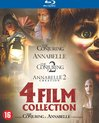 Annabelle 1 + 2 & The Conjuring 1 + 2 (Blu-ray)
