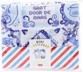 Blond Amsterdam - Delfts Blond - Schort - 60x90 cm