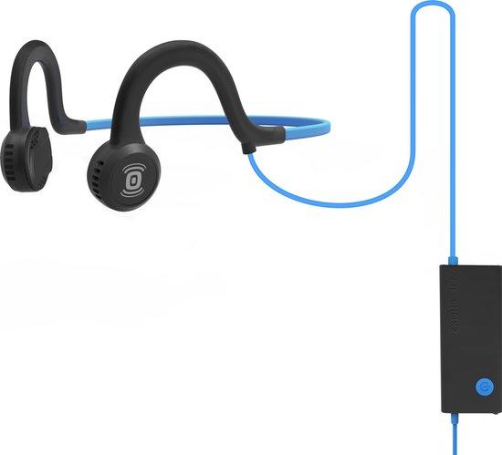 Aftershokz Sportz | Bone conduction hoofdtelefoon | Titanium Ocean Blue