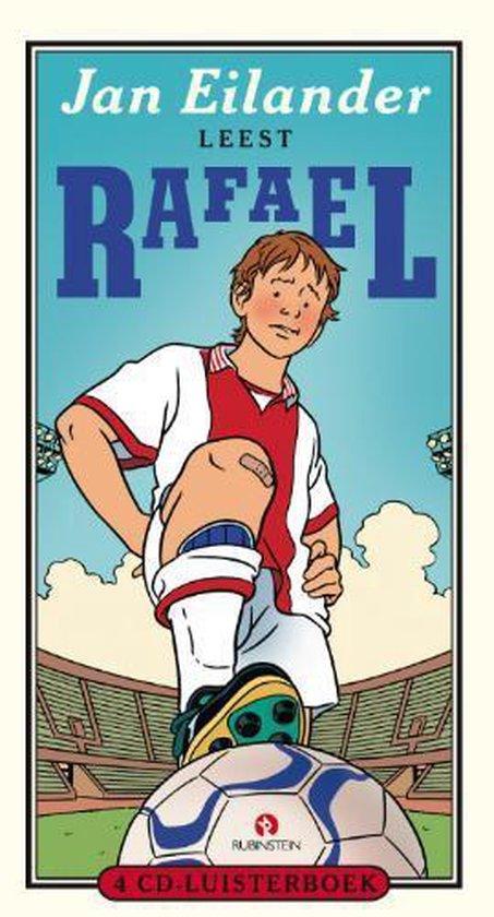 Cover van het boek 'Rafael'