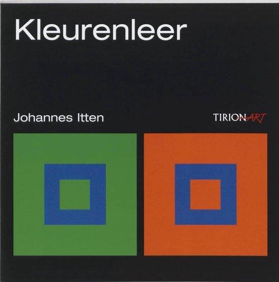 Kleurenleer - Johannes Itten | Fthsonline.com