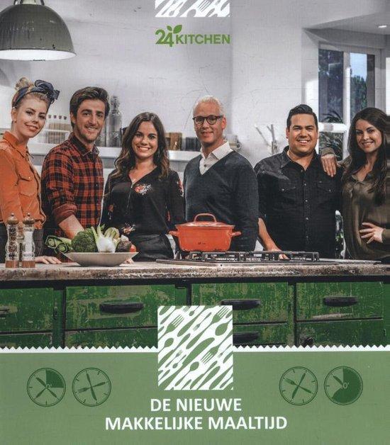De nieuwe makkelijke maaltijd - 24 Kitchen |