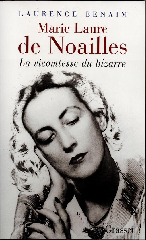 Boek cover Marie Laure de Noailles van Laurence Benaim (Onbekend)