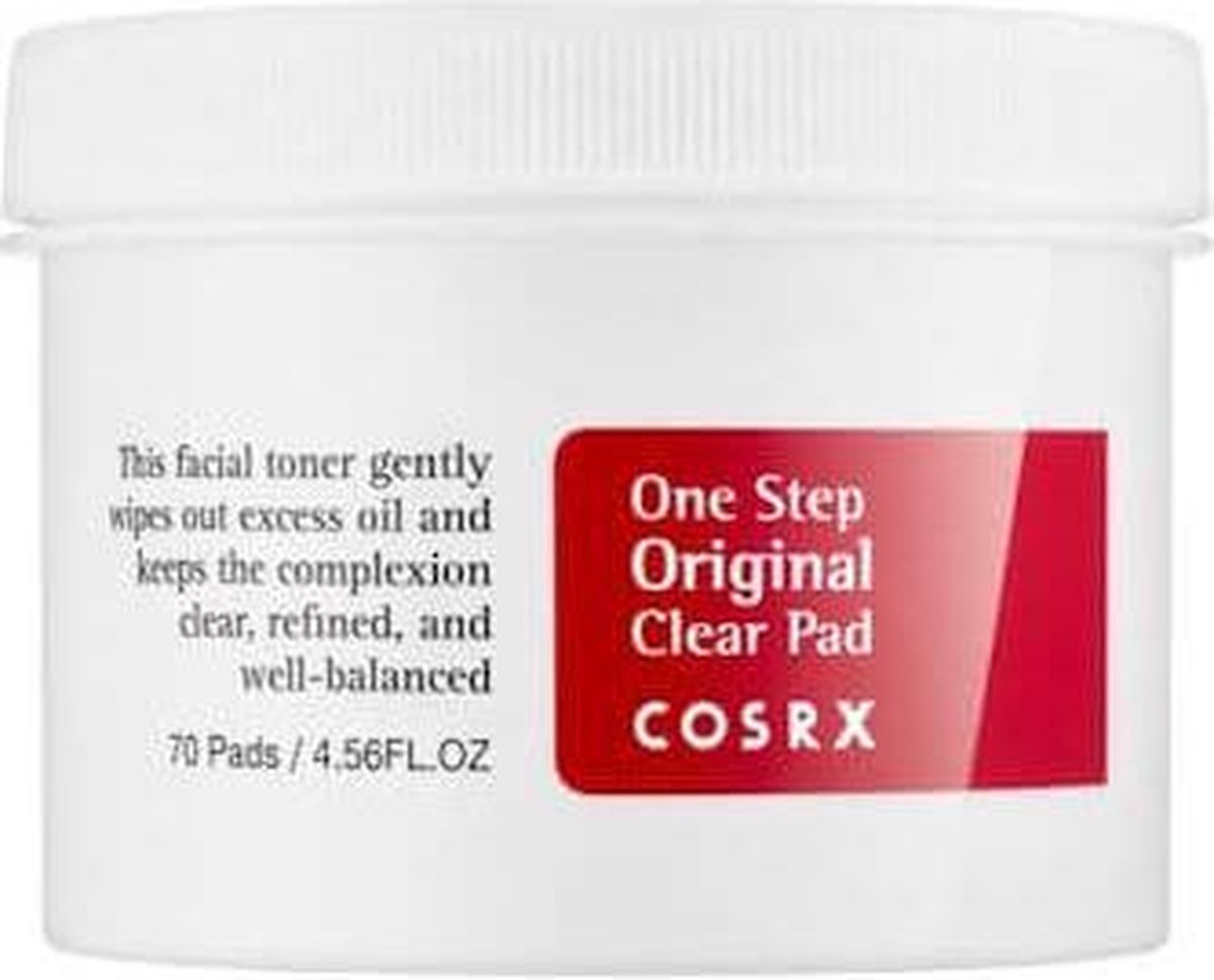 CosRx One Step Pimple Clear Pads - CosRx