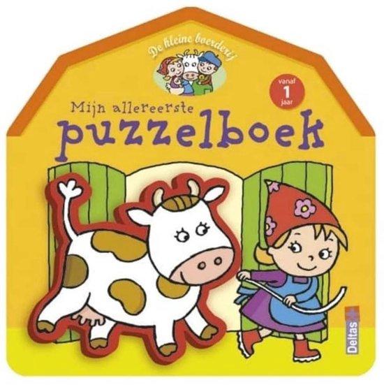 De kleine boerderij Mijn allereerste Puzzelboek - Deltas | Readingchampions.org.uk