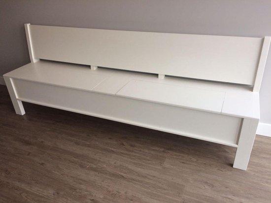 Klepbank Eetbank Visby 180 cm - Oud is Nieuw