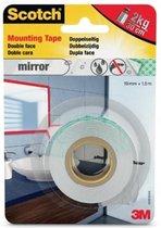 Scotch® Montagetape, mirror, 1.5 m x 19 mm