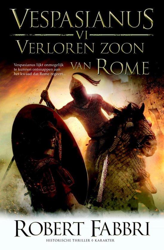 Verloren zoon van Rome - Robert Fabbri |