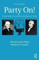Boek cover Party On! van John Kenneth White
