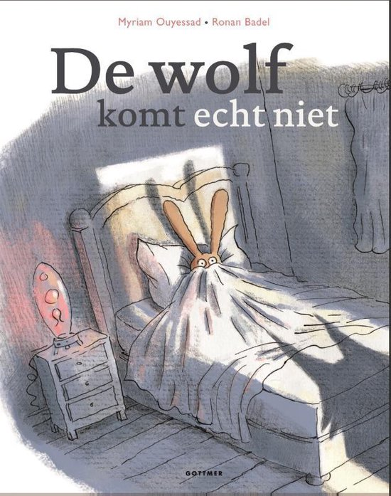 De wolf komt echt niet
