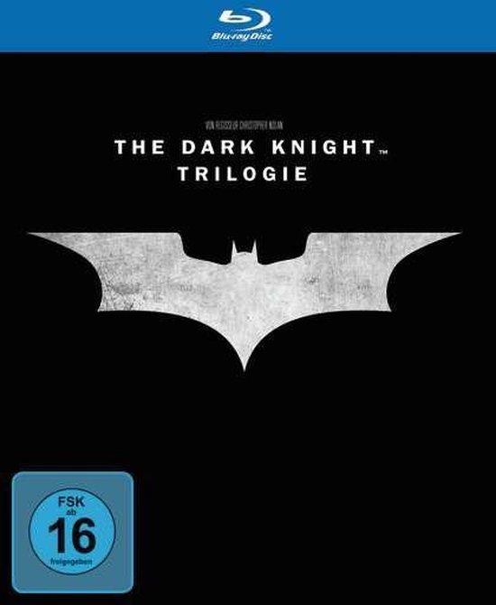 The Dark Knight Trilogy (Blu-ray) (Import)