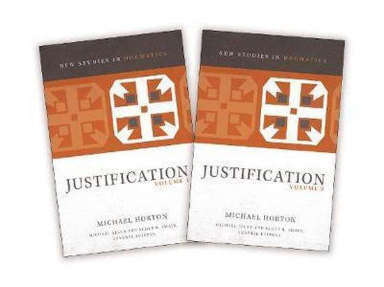 Boek cover Justification van Michael Horton (Paperback)